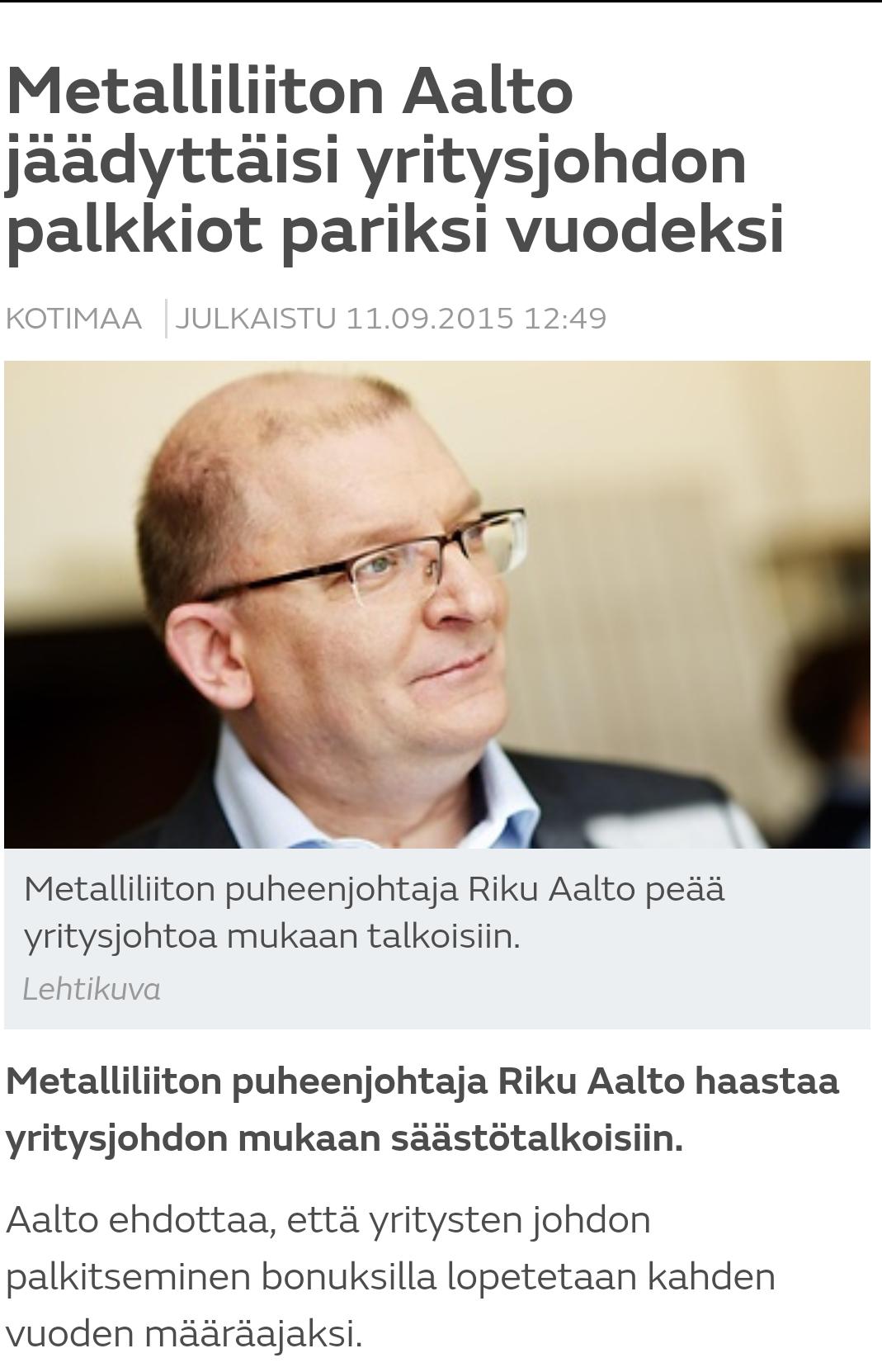 pidätykset palkasta 2014